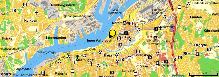 Vårda Ögonklinik i Göteborg