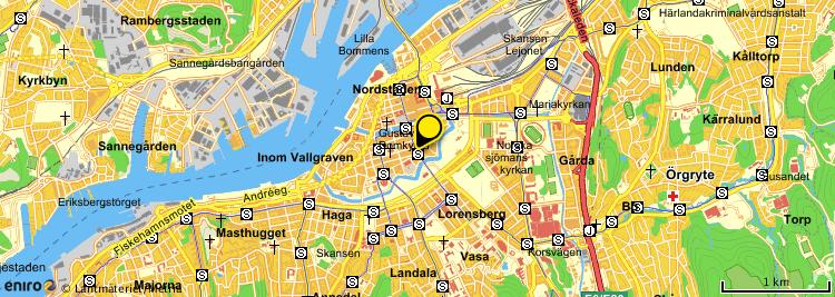medocular Göteborg