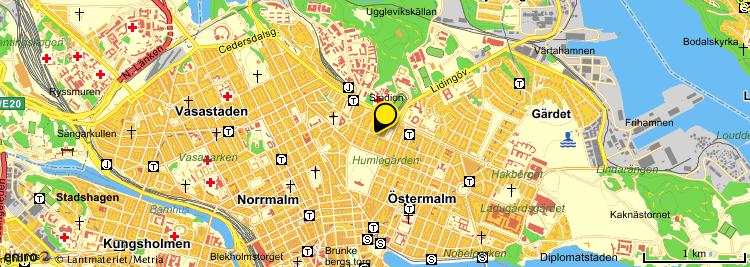 medocular Stockholm