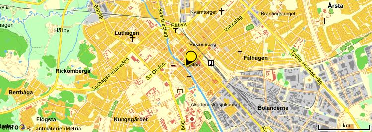 medocular Uppsala