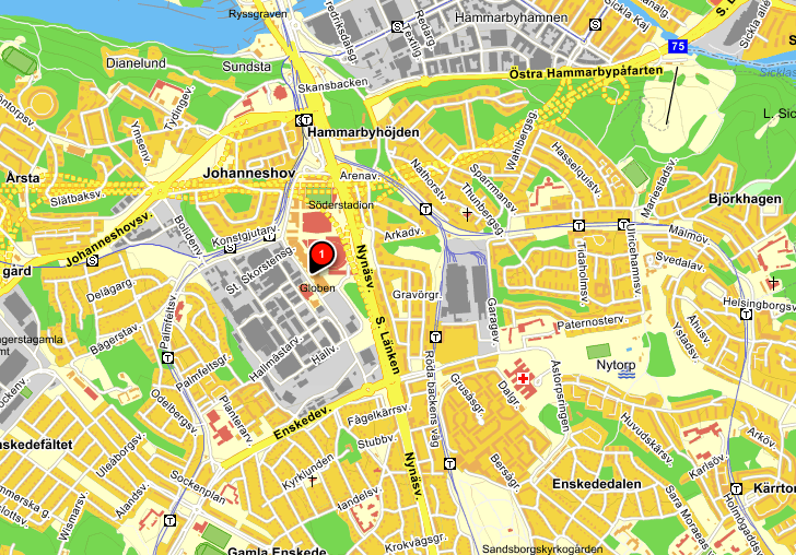 memira Ögonlaser Stockholm Globen